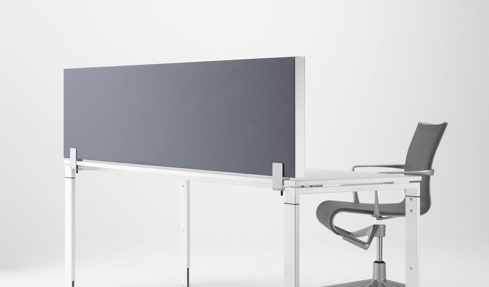 Schreibtischtrennwande Fur Optimalen Schallschutz Preform