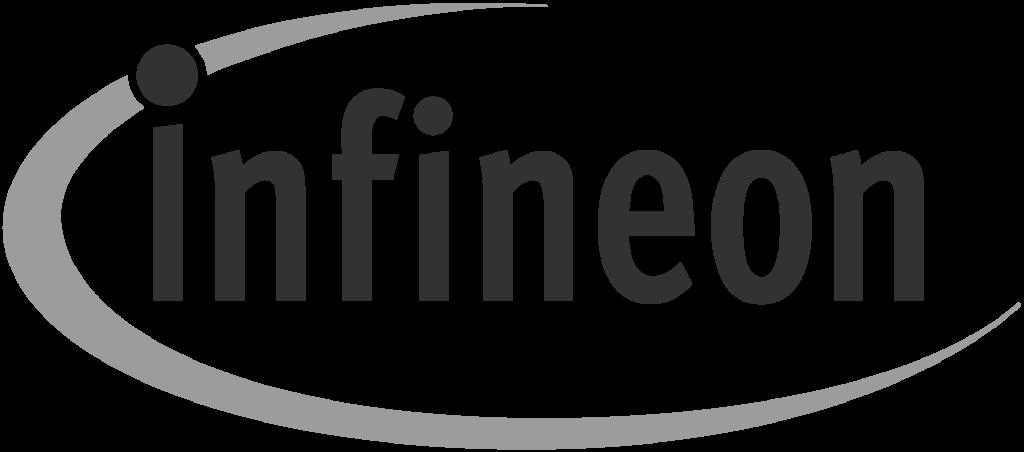 Infineon Logo Referenzen Akustiklösungen