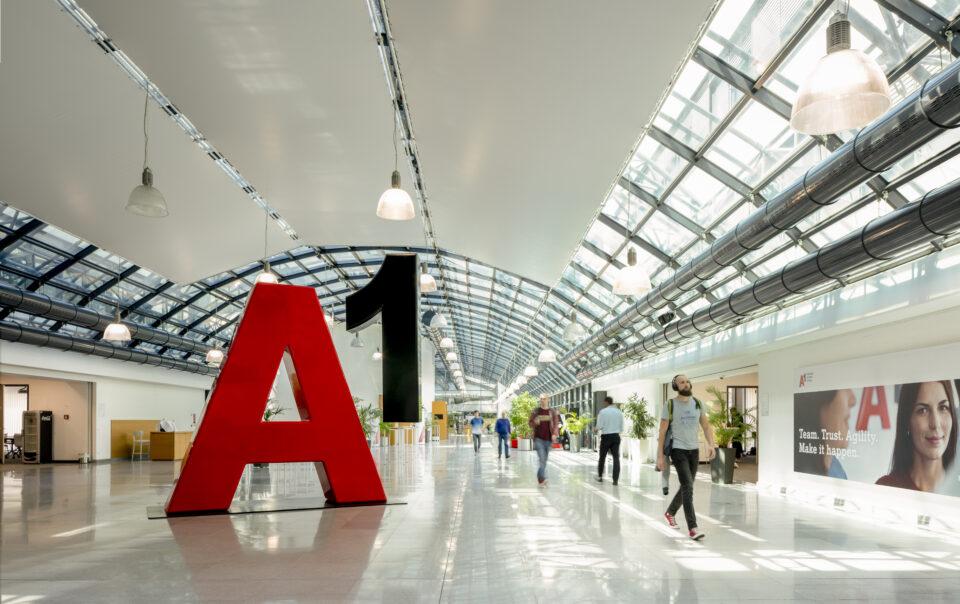 News Preform Referenzprojekt A1 Telekom Austria AG