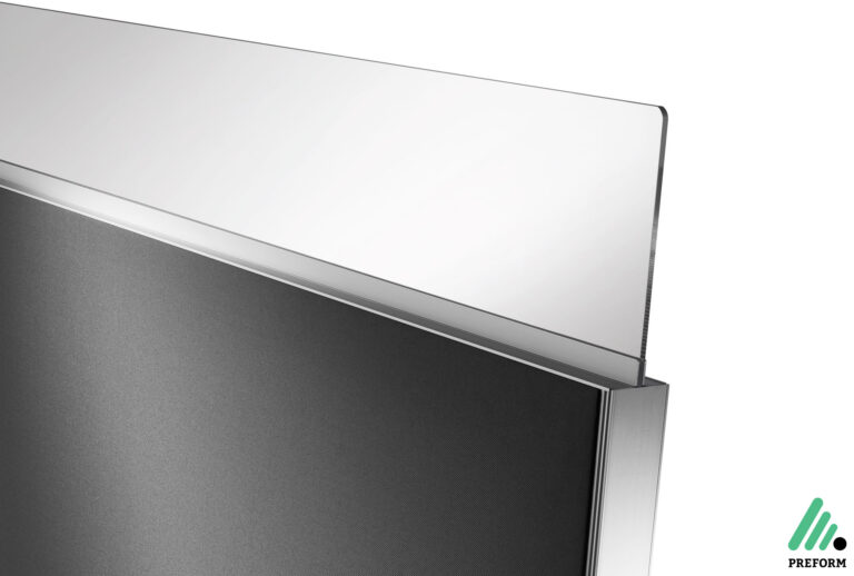 Bildergalerie mit Decato DP50 Tischaufsatzwand mit Glas als Akustiklösung für Ihr Büro