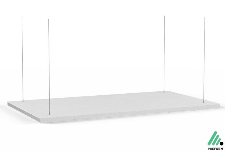 Bildergalerie CGI Akustiklösung Decato Modul Scene für Ihr Büro