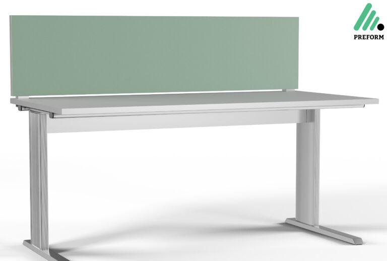 Bildergalerie CGI Akustiklösung Decato Modul System für Ihr Büro