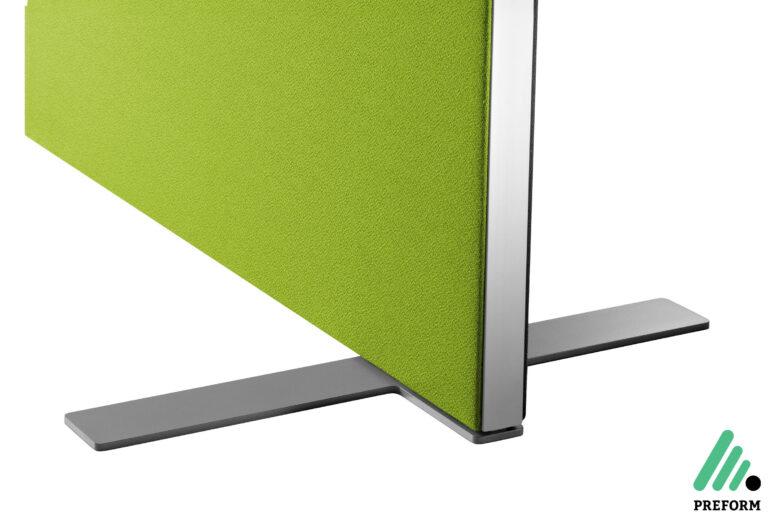 Bildergalerie mit Decato Modul Stellwand als Akustiklösung für Ihr Büro