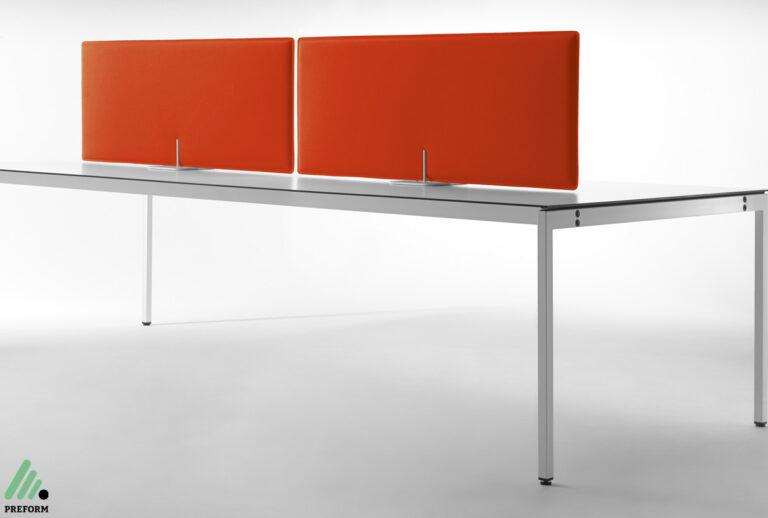 Bildergalerie mit Decampo Tischaufsatz in rot