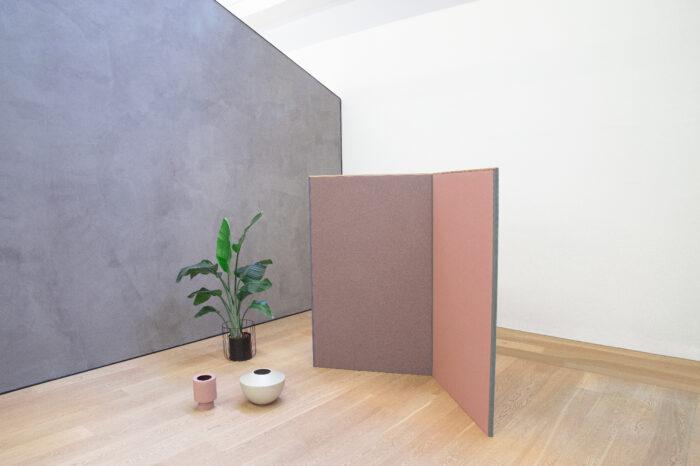 Akustik Trennwand Büro zum Raumakustik verbessern