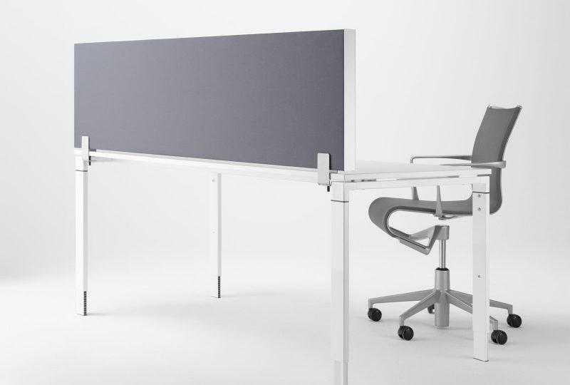 Decato dp50 Schreibtisch Trennwand von Preform als Akustiklösung für Ihr Büro