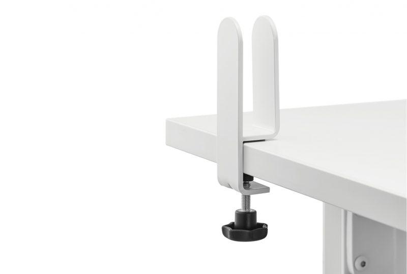 Decampo Tischklemme Sichtschutz Büro