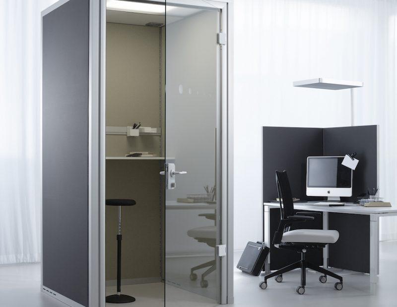 Raum in Raum Telefonzelle für das Büro - Phone Box
