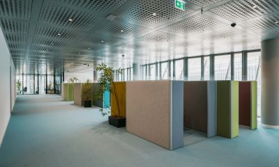 RA-Micro Cube Gebäude Berlin Referenzprojekt