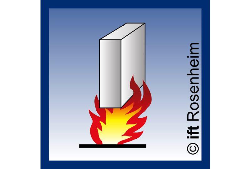Zertifikat Brandverhalten