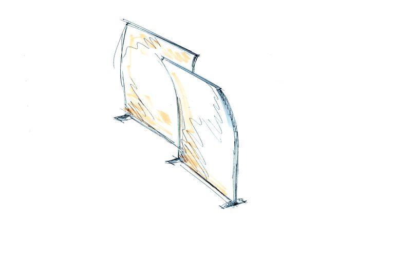 Vielfältige Gestaltungsmöglichkeiten und Designs bei mobile Stellwände